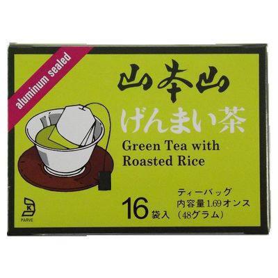 YMY Genmaicha Tea Bag 48g
