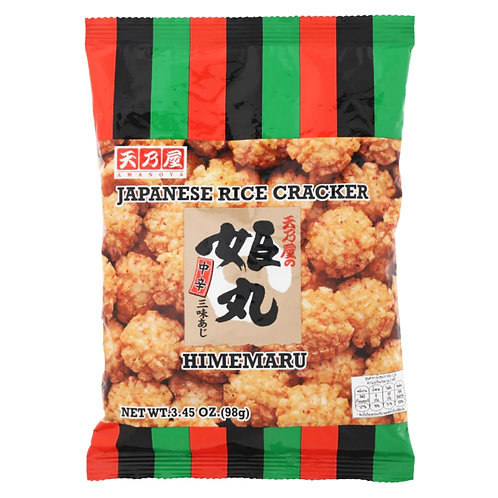 AMANOYA Himemaru 98g Rice Cracker