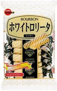 BOURBON White Rolita 98g