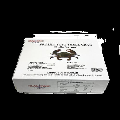 Soft Shell Crab 60-80 900g