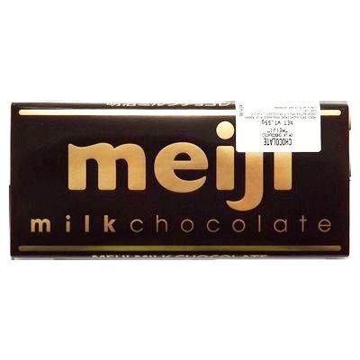 MEIJI Milk Chocolate 50g