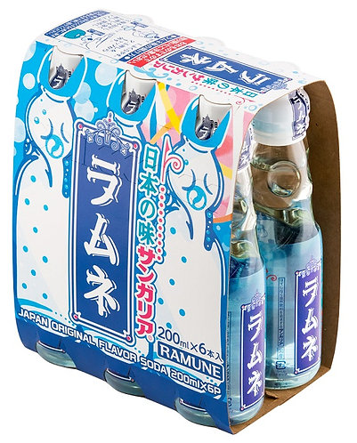 SANGARIA Ramune 200ml 30bottles