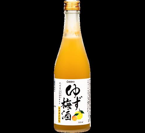 OZEKI Yuzu Umeshu 500ml