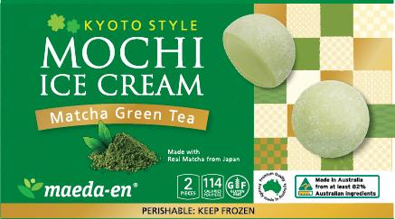 Mochi Ice Green Tea 2Pc 92G