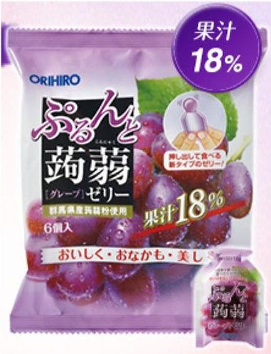 Purunto Grape Pouch 120g