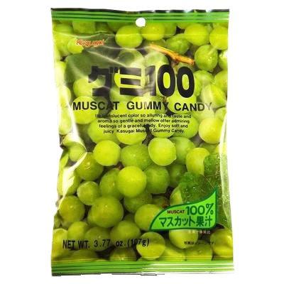 Gummy 100 Muscat 107g