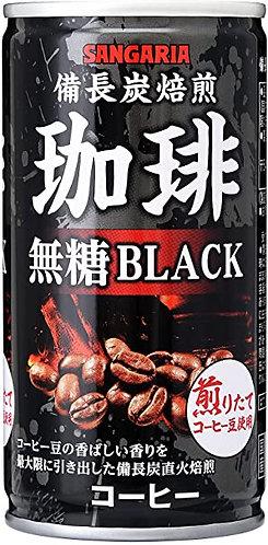 SANGARIA Baisen Black Coffee 30cans 185g