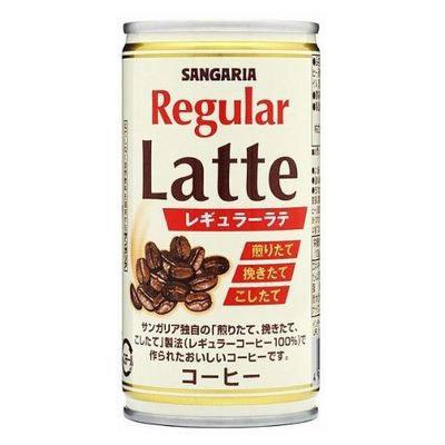 Regular Coffee Latte 30cans 190g