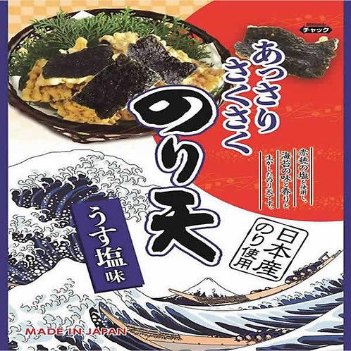 DAIKO Noriten Usushio 75g Salted Tempura Seaweed Snack