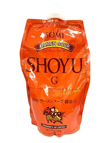 Somi Shoyu Ramen Soup 1Kg