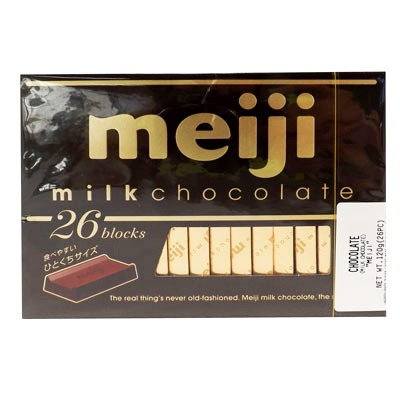MEIJI Milk Chocolate 120g