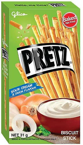 GLICO Pretz Sour Cream 31g