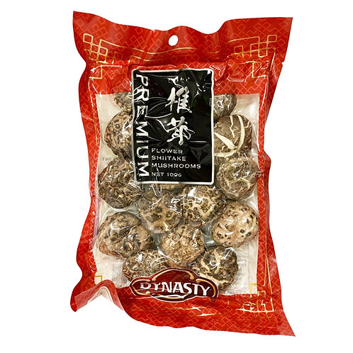 DYNASTY Dried Shiitake Mushroom 100g