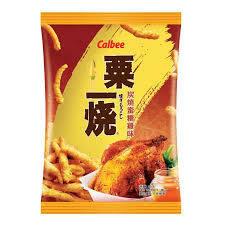 CALBEE Grill A Corn H-Chicken 80g