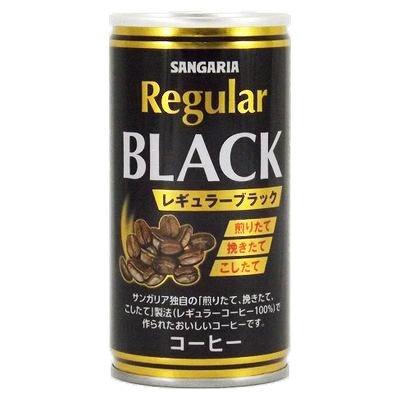 Regular Black Coffee 30cans 190g