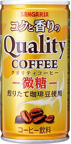SANGARIA Quality Coffee Bito 30cans 185g
