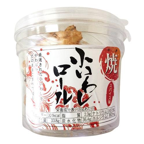 GINNO Yaki Koiwashi Spice 50g Sardines Chips