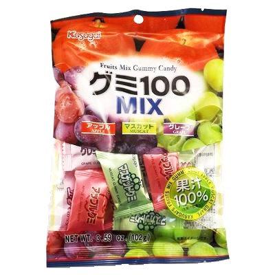 Gummy Mix 100 102g