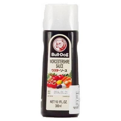 BULLDOG Worcester Sauce 300ml