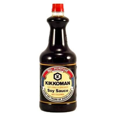 Kikkoman Soy Sauce 1.6L