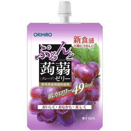 Purunto Konnyaku Jelly Grape 130g