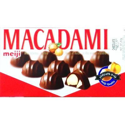 MEIJI Macadamia Chocolate 64g