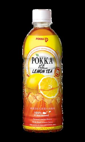 POKKA Ice Lemon Tea 500ml