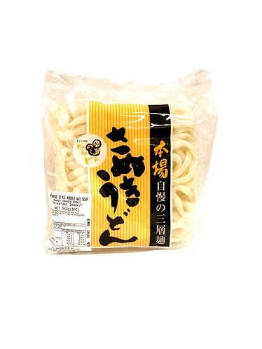 Sanuki Yude Udon 180g 3pc 540g