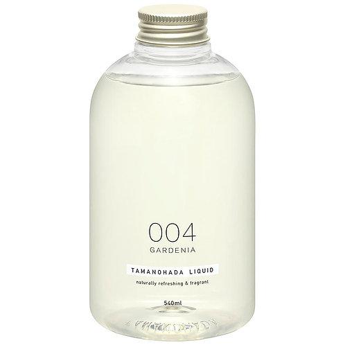 TAMANOHADA Liquid Hand and Body Soap 004 Gardenia 540ml