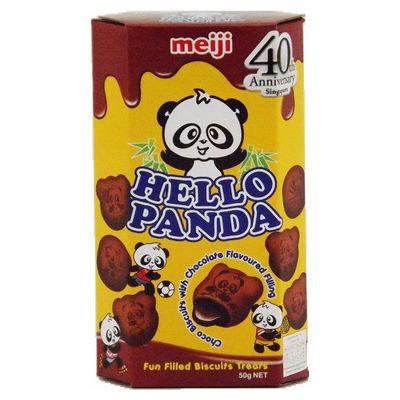Panda Double Choco  50g