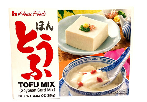 HOUSE Hon Tofu Powder Mix 85g