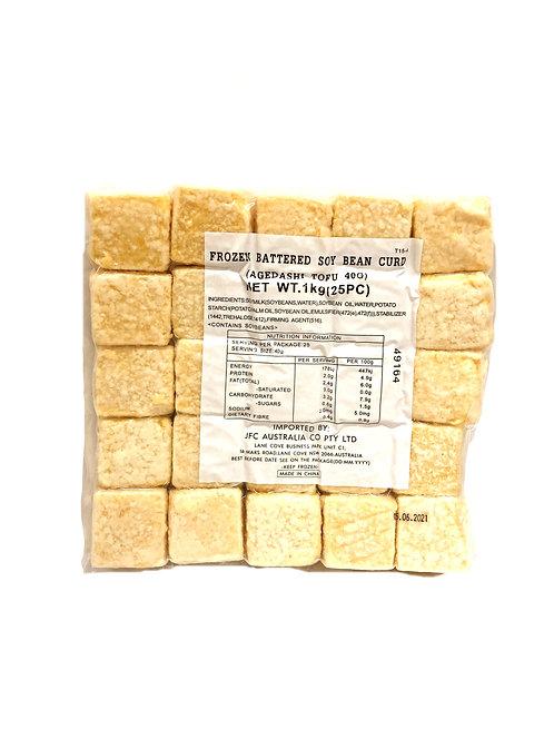 Agedashi Tofu 40g 1kg 25pc