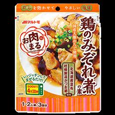 MARUTOMO Tori no Mizoreni 120g Seasoning Sauce