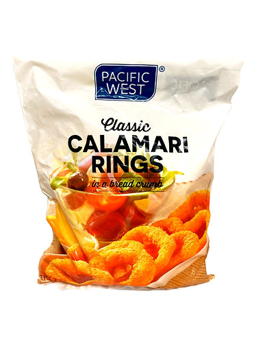 PACIFIC WEST Ika Rings 1kg