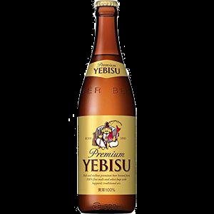 Yebisu Premium Beer 334ml