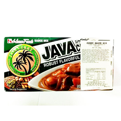 HOUSE Java Curry M-H  185g