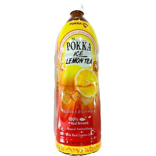 POKKA Ice Lemon Tea 1.5L