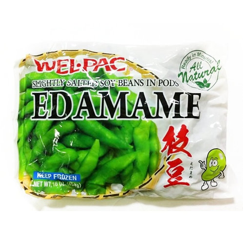 Wp Shioyude Edamame Boiled Soy Beans In Pod 454G