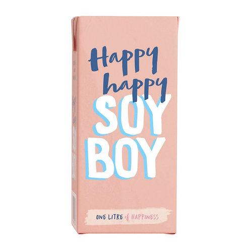 Soyboy Soy Milk 1L