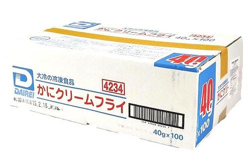 Kani Cream Fry Korokke 100pc