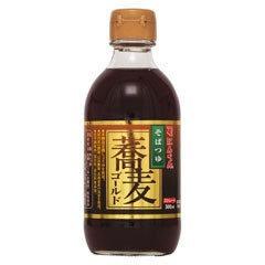 NINBEN Soba Gold 300ml Noodle Soup Base Tsuyu