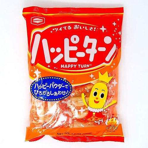 KAMEDA Happy Turn 108g Rice Cracker