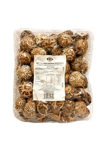 JB Dried Shiitake Mushroom 500g