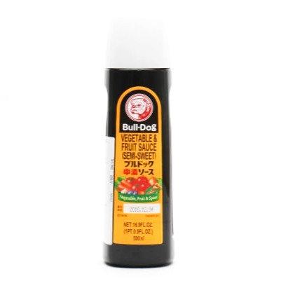 BULLDOG Chuno Sauce 500ml