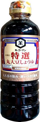 Kikkoman Tokusen Marudaizu Soy Sauce 500ml