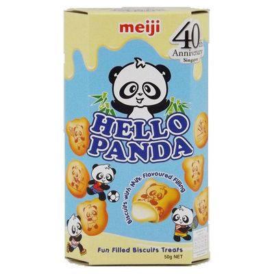 MEIJI Hello Panda Milk  50g