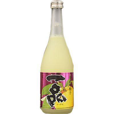 IPPIN Yuzu Sake 720ml