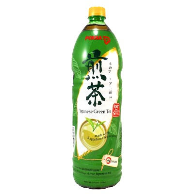 Japanese Green No Sugar Tea 1.5L
