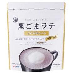 KUKI Kurogoma Latte 100g Non Sweet