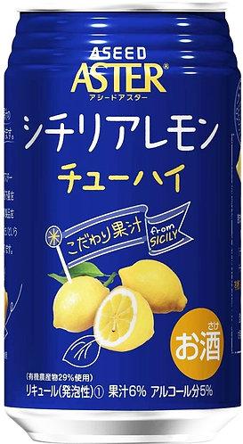 ASTER Sicilia Lemon Chuhai 350ml